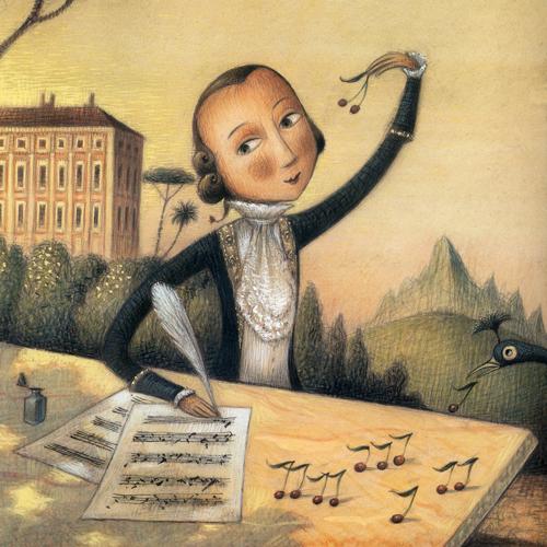Copertina In viaggio con Mozart