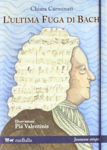 Copertina L'ultima fuga di Bach