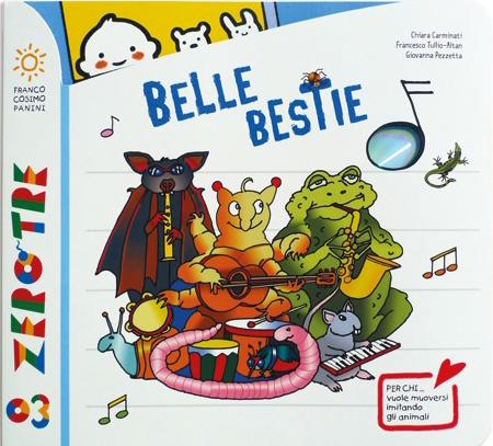 Copertina Belle Bestie